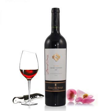 图奇珍藏梅洛红葡萄酒
